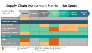 Supply Chain Assessment Matrix